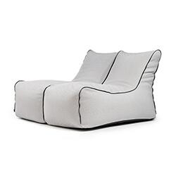 Sėdmaišių komplektai Lounge Zip 2 Seater