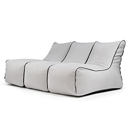 Sėdmaišių komplektai Lounge Zip 3 Seater
